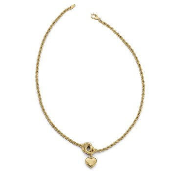 Leslie's 14k Fancy Necklace