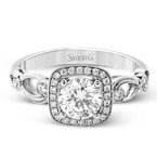 Simon G TR526 ENGAGEMENT RING