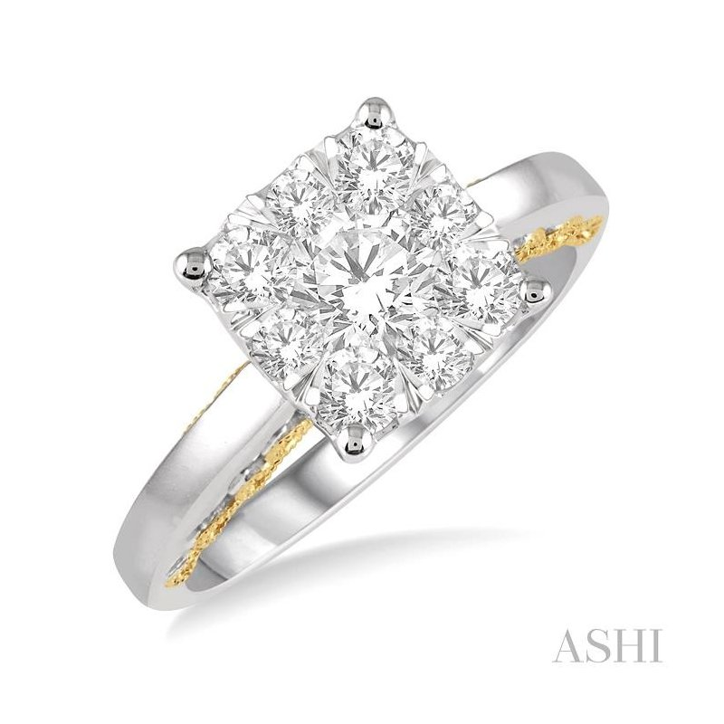 Crocker's Collection lovebright diamond ring