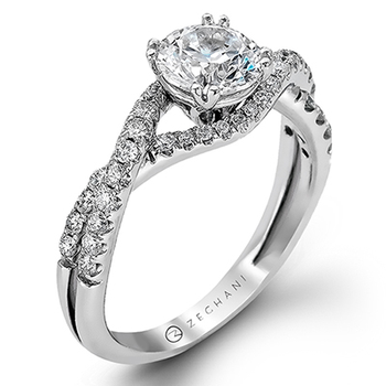 ZR562 ENGAGEMENT RING
