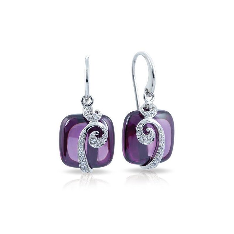 Belle Etoile Vigne Earrings