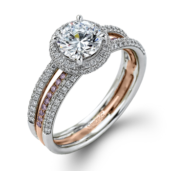 MR1516 ENGAGEMENT RING