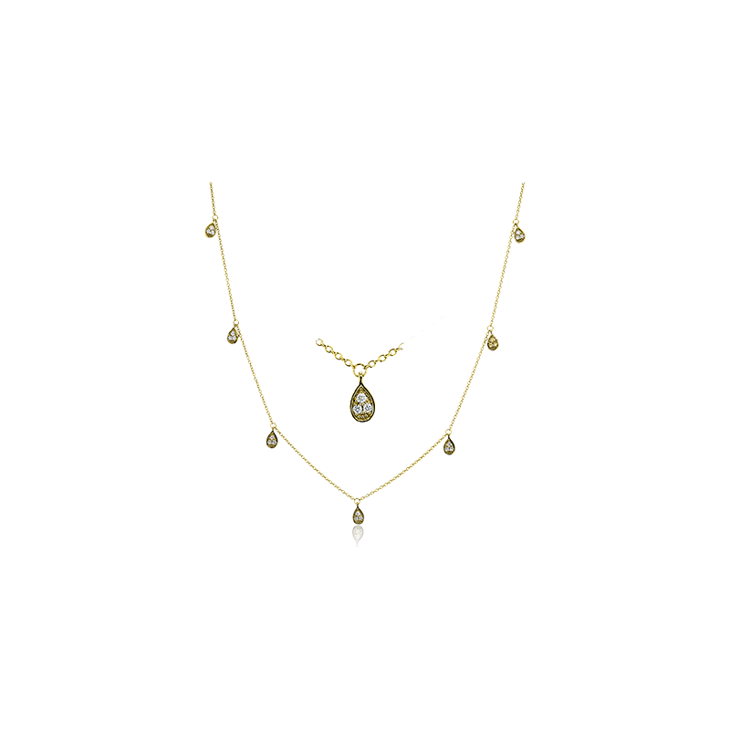 Simon G LP4646-Y NECKLACE