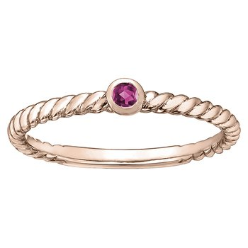 Pink Tourm. Ladies Ring