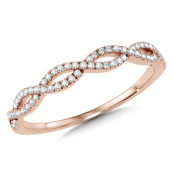 Criss Cross Stackable Band