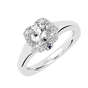 Bridal Ring-RE12670W10AC