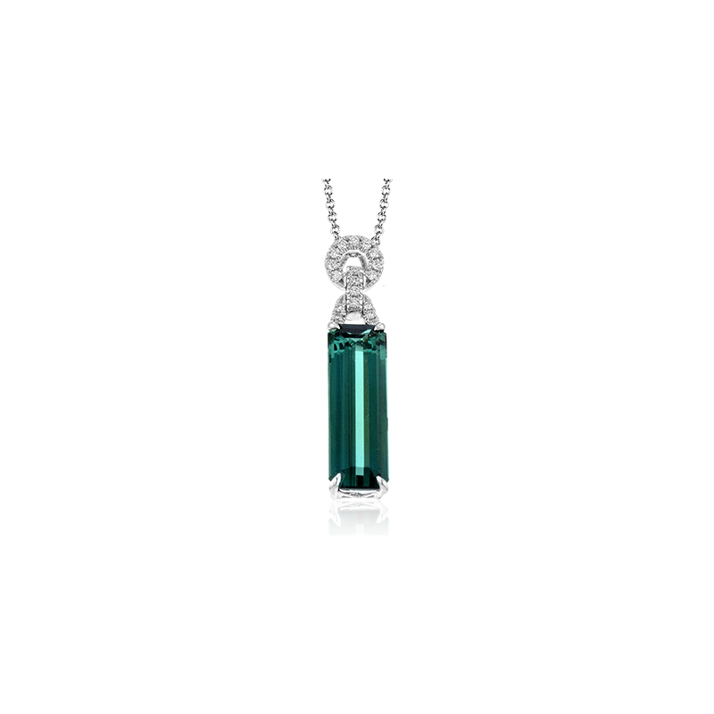 Simon G TP314 COLOR PENDANT