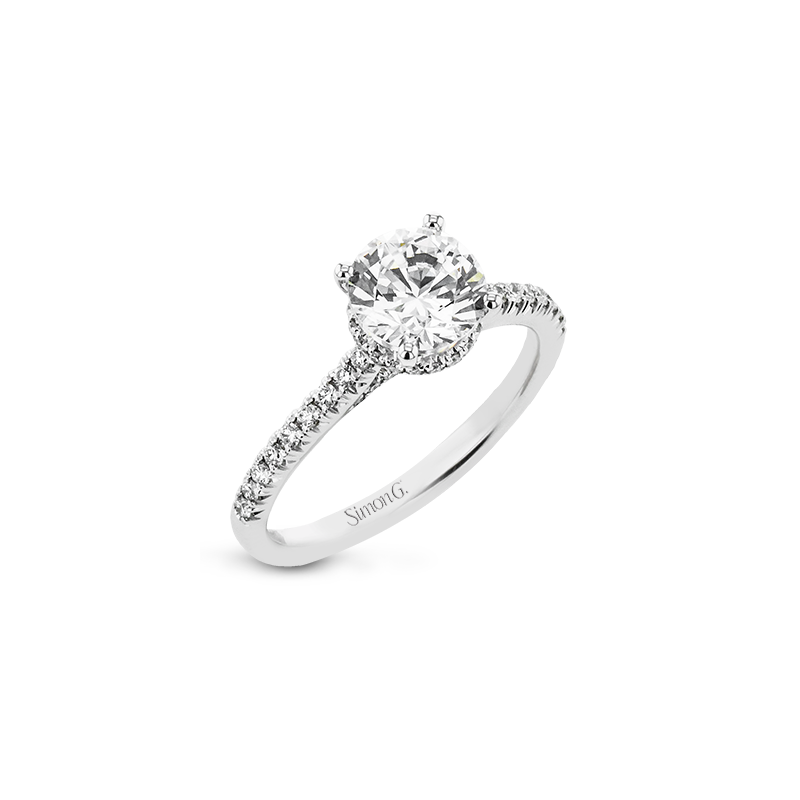 Simon G LR2350 ENGAGEMENT RING