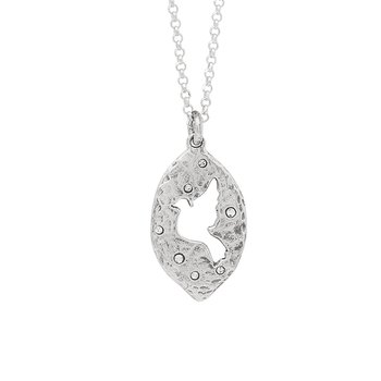 Love In All Forms Necklace - Dove