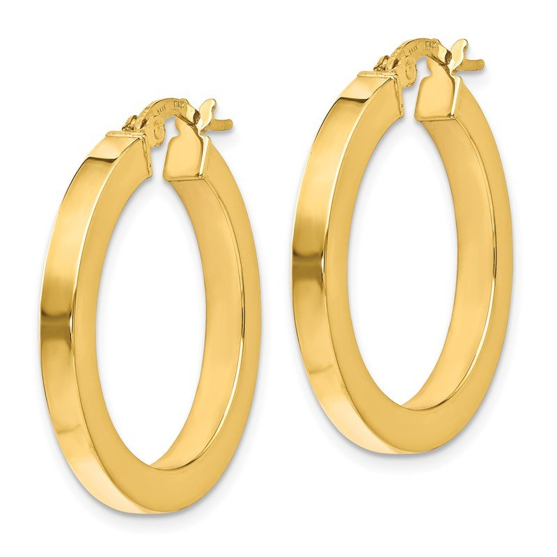 Leslie's Leslie's 14K Polished Earrings