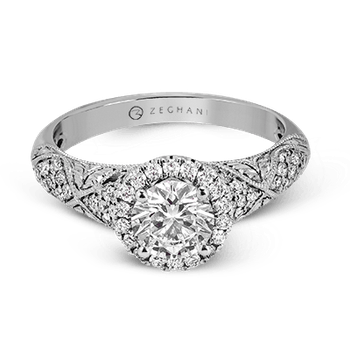 ZR1053 ENGAGEMENT RING