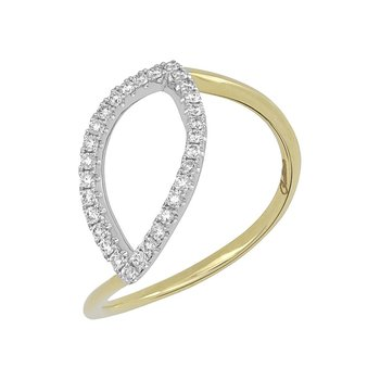Diamond Fashion Ring - FDR14057YW