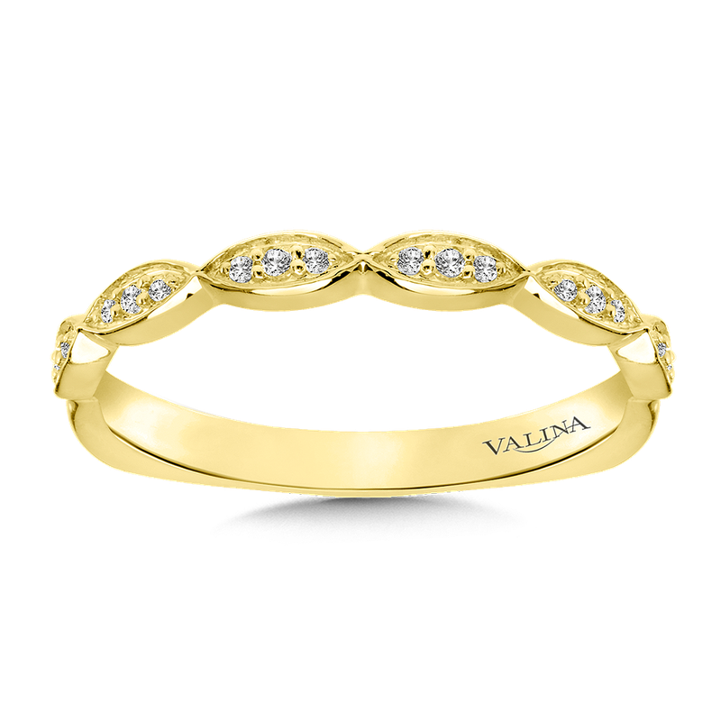 Valina Wedding Band (.09 ct. tw.)