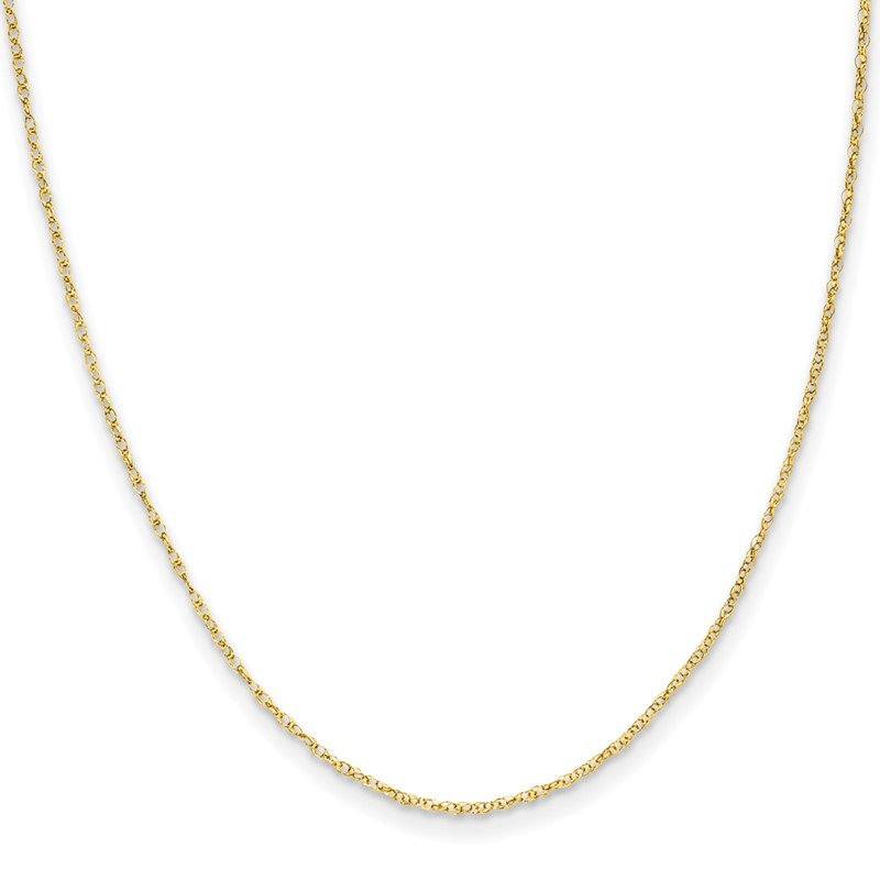 Quality Gold 14k Madi K Child's Rope Chain