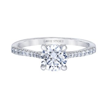 rings engagement diamonds hurst love background story catalog
