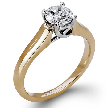 ZR412 ENGAGEMENT RING