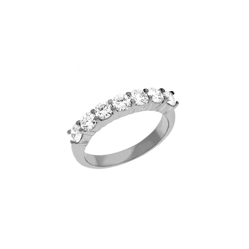 S. Kashi & Sons Bridal Platinum Diaomnd Band