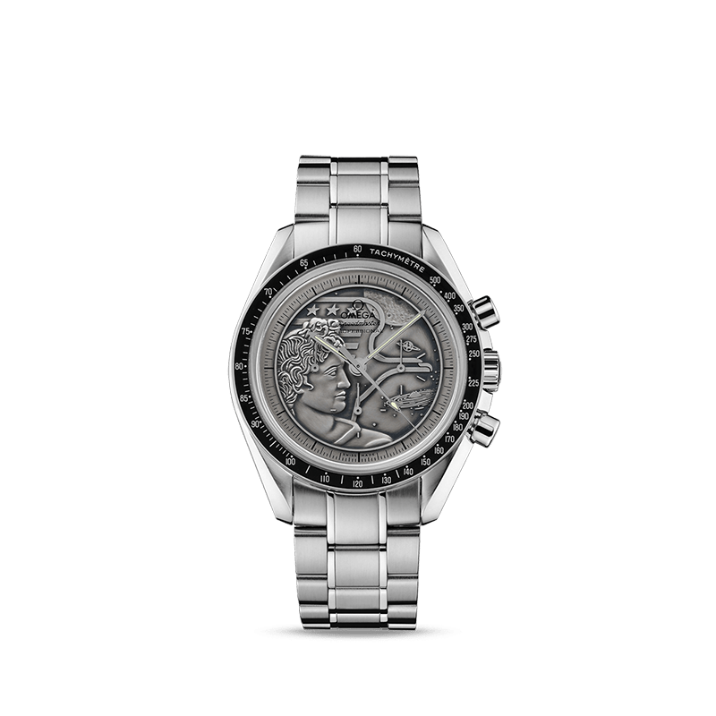 Omega Speedmaster Moonwatch Anniversary Limited Series