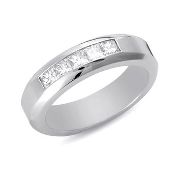 Men s Diamond Band