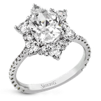Simon G LR2849 ENGAGEMENT RING