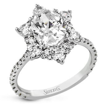 LR2849 ENGAGEMENT RING