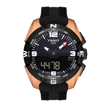 TISSOT T-TOUCH EXPERT SOLAR CBA SPECIAL EDITION