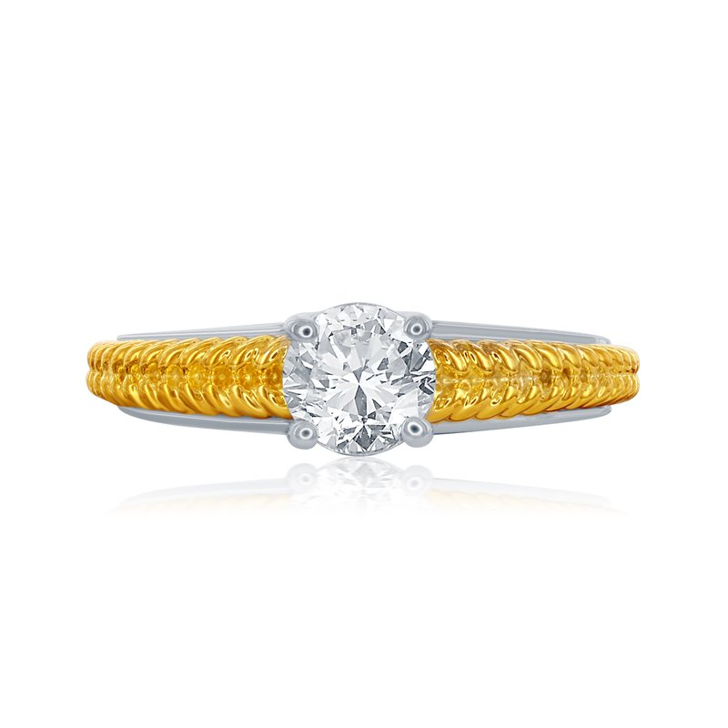 Veer WS -Charis Bridal Ring