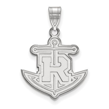 Sterling Silver Rollins College NCAA Pendant