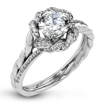 LR1129 ENGAGEMENT RING