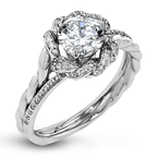 Simon G LR1129 ENGAGEMENT RING