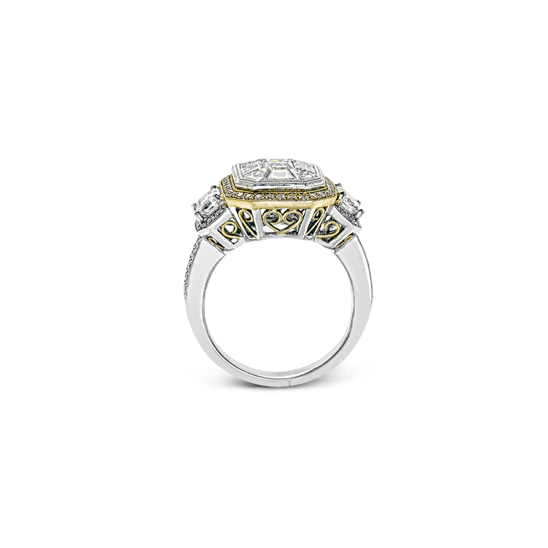 Simon G LP2061 ENGAGEMENT RING