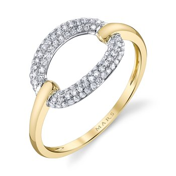 MARS 26803 Fashion Ring, 0.23 Ctw.