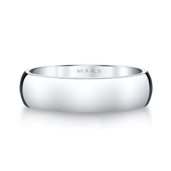 MARS Jewelry - Wedding Band G138