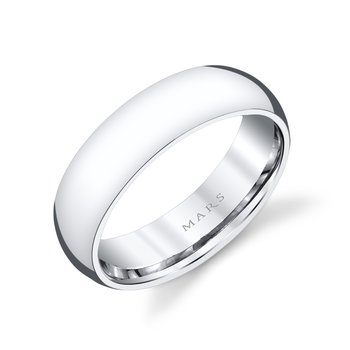 MARS G138 Men's Wedding Band