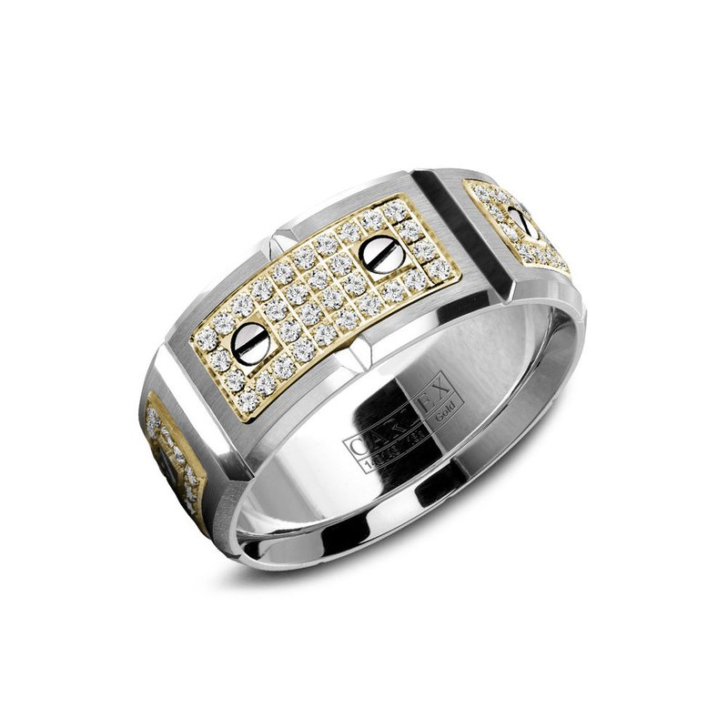 Carlex Carlex Generation 2 Mens Ring WB-9792YW