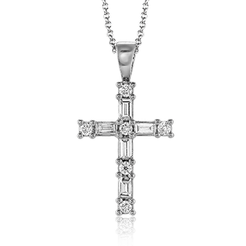 ZP150 CROSS PENDANT