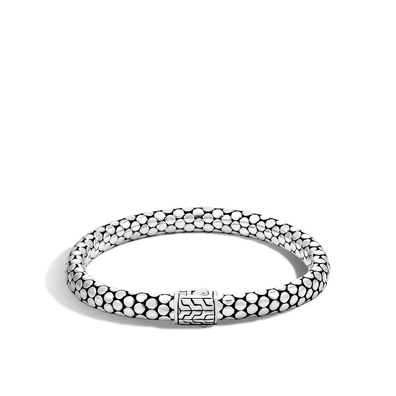 JOHN HARDY Dot 6.5MM Bracelet in Silver
