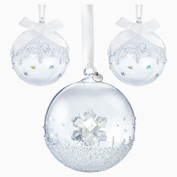 Online Christmas Ball Ornament Set 2019