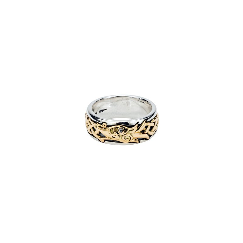Keith Jack Dragon Ring