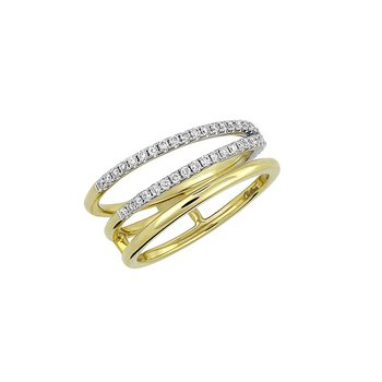 Diamond Fashion Ring - FDR14067YW