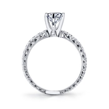 MARS Jewelry - Engagement Ring 12712HE
