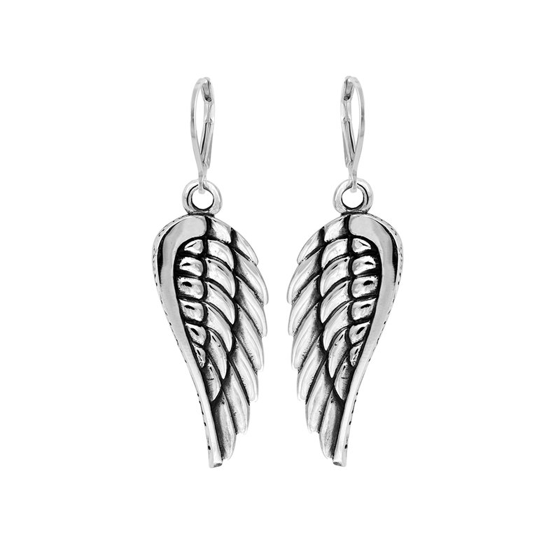 King Baby Large Wing Hook Earrings