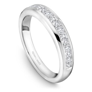 Noam Carver Wedding Band B031-01B