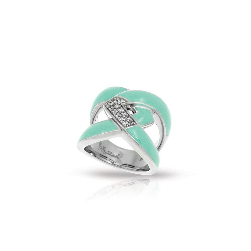 Belle Etoile Amazon Ring