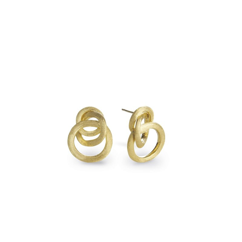 Marco Bicego Jaipur Link Gold Small Knot Earrings