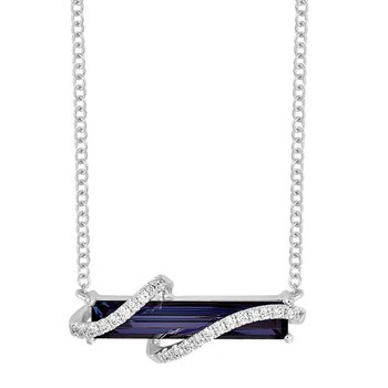 Alexandrite Necklace-CPN0012WAL