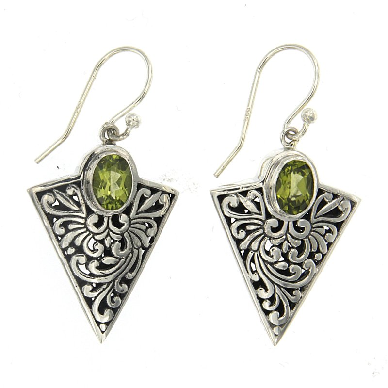 Samuel B Arrowhead Earrings