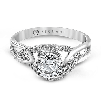 ZR587 ENGAGEMENT RING