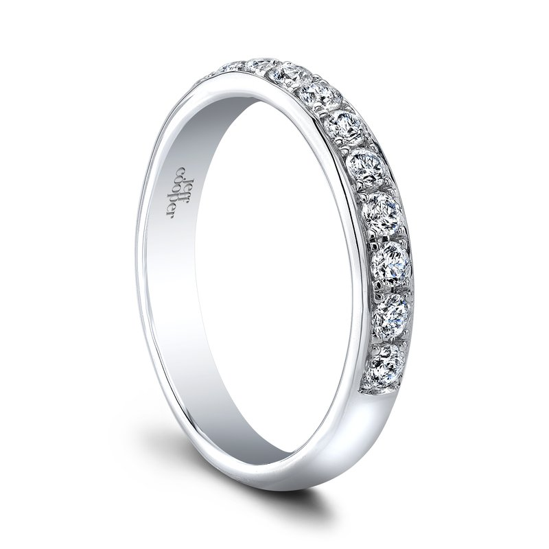 Jeff Cooper Cage Wedding Band