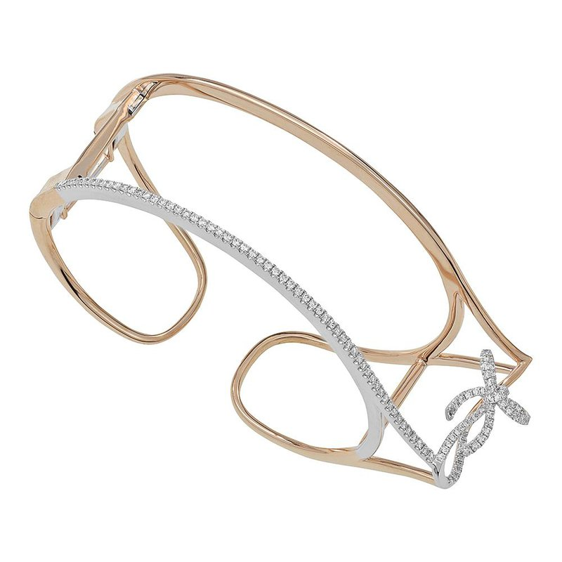 Chatham Diamond Fashion Cuff - FDC1219RW